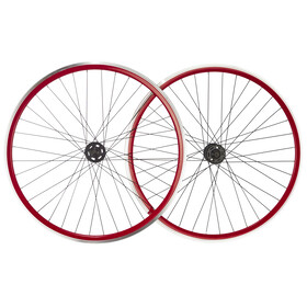 "Point SingleSpeed LRS 28"" rot-schwarz"
